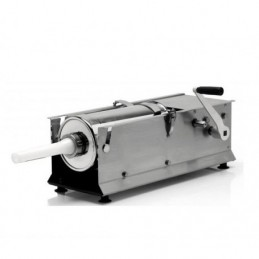 Insaccatrice inox manuale orizzontale - Lt. 14