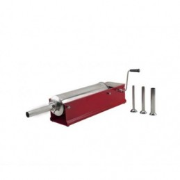 Insaccatrice inox manuale Orizzontale - Lt. 3